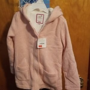 GYMBOREE  LINED GIRLS  JACKET NWT SIZE 5T